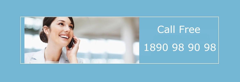 Call free 1890 98 90 98